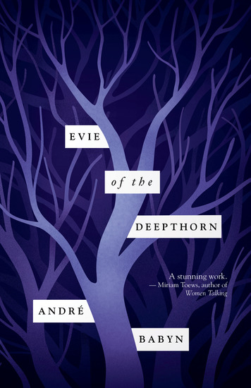 Evie of the Deepthorn - cover