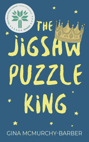 The Jigsaw Puzzle King - cover