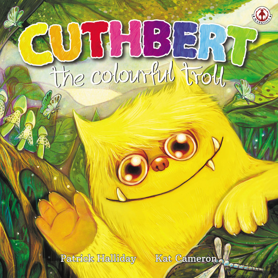Cuthbert the Colourful Troll - cover