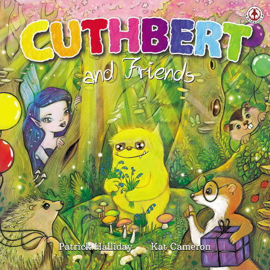 Cuthbert and Friends - cover