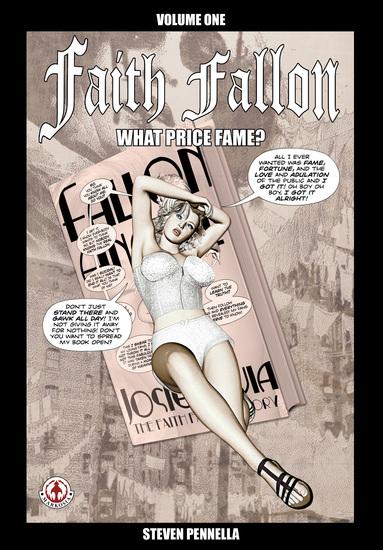 Faith Fallon - What Price Fame? - cover