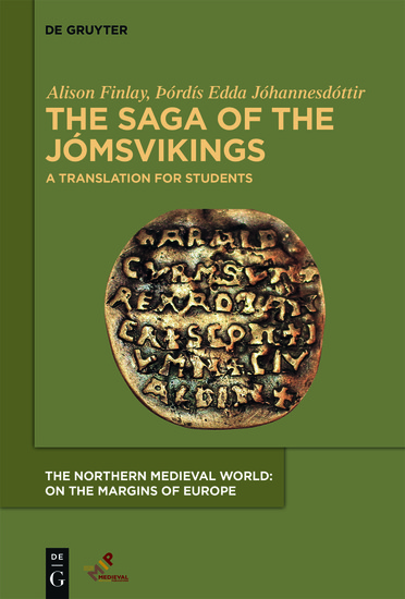 The Saga of the Jómsvikings - A Translation for Students - cover