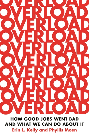 Overload - How Good Jobs Went Bad and What We Can Do about It - cover