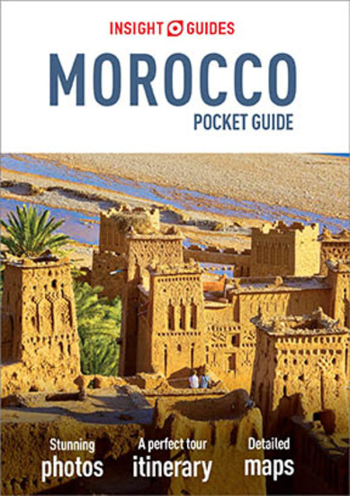Insight Guides Pocket Morocco (Travel Guide eBook) - cover