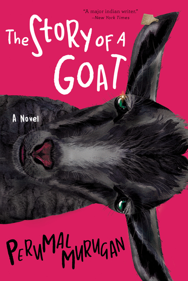 The Story of a Goat - cover