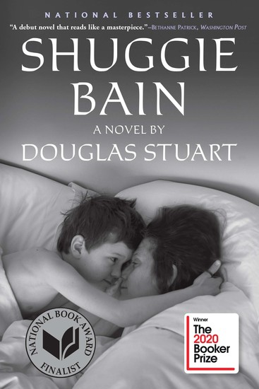Shuggie Bain - A Novel (Booker Prize Shortlist) - cover
