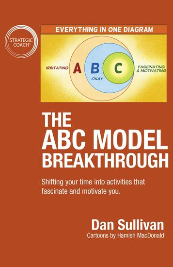 The ABC Model Breakthrough - Shifting your time into activities that fascinate and motivate you - cover