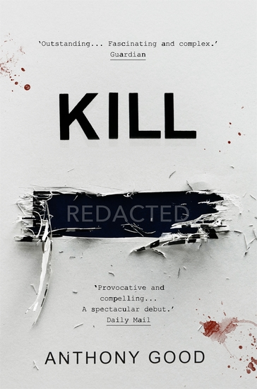 Kill [redacted] - cover
