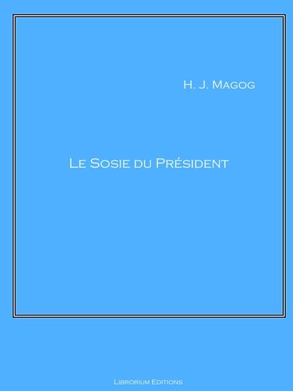 Le Sosie du Président - cover