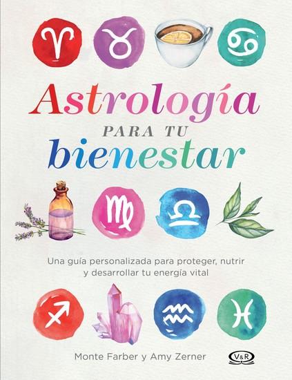 Astrología para tu bienestar - cover