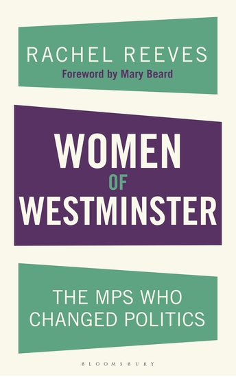 Women of Westminster - The MPs who Changed Politics - cover