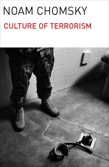 Culture of Terrorism - cover