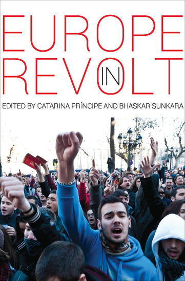 Europe in Revolt - Mapping the New European Left - cover