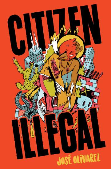 Citizen Illegal - cover