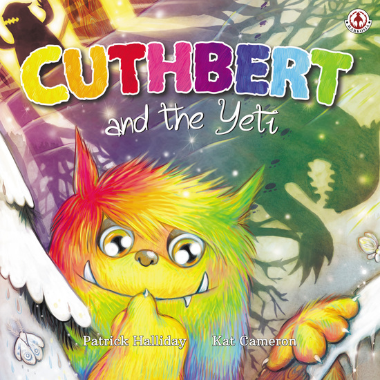Cuthbert and the Yeti - cover