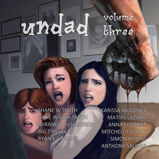 Undad - Volume Three - cover
