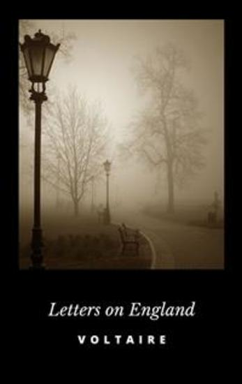 Letters on England - cover