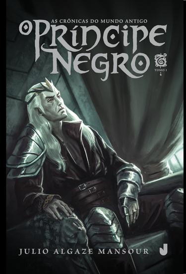 O Príncipe Negro - cover