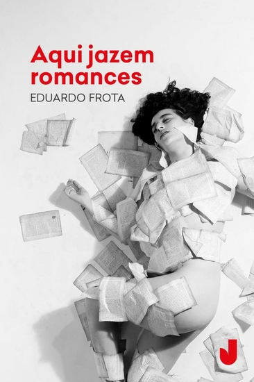 Aqui jazem romances - cover
