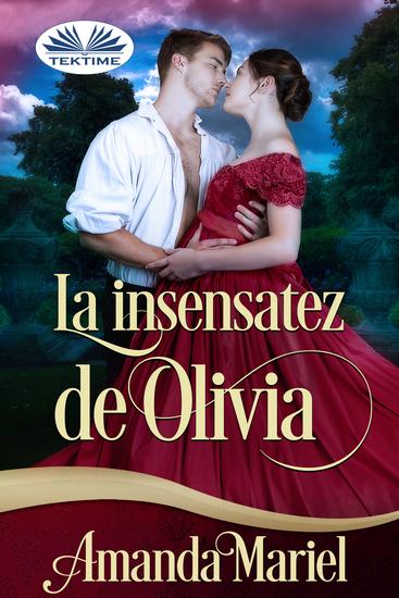 La Insensatez De Olivia - cover