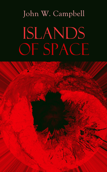 Islands of Space - Arcot Morey and Wade Series - cover