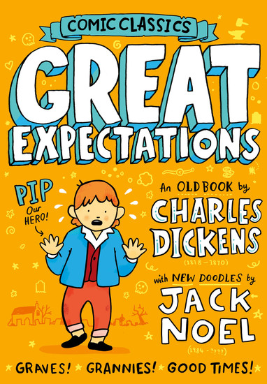 Comic Classics: Great Expectations - cover