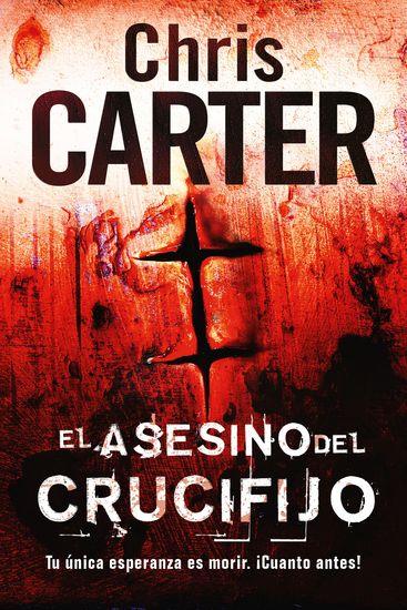 El asesino del crucifijo - cover