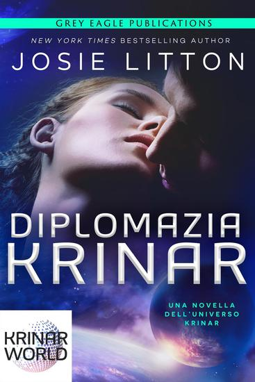 Diplomazia Krinar - cover