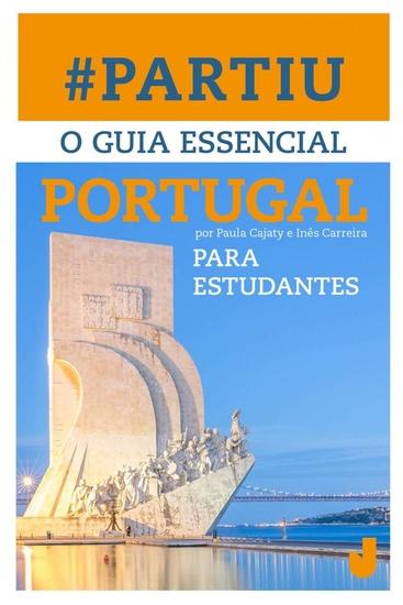 Partiu Portugal - guia para estudantes - cover