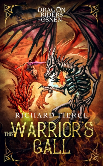 The Warrior's Call - Dragon Riders of Osnen Book 3 - cover