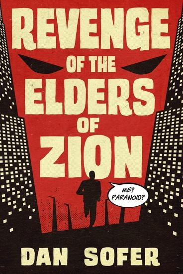 Revenge of the Elders of Zion - cover
