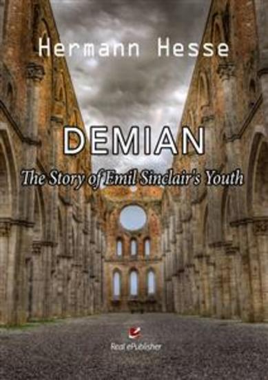 Demian - The Story of Emil Sinclair's Youth - cover