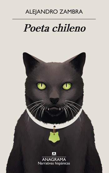 Poeta chileno - cover