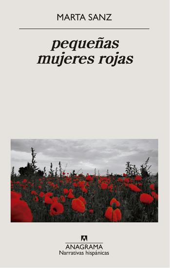 pequeñas mujeres rojas - cover
