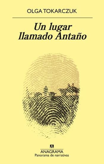 Un lugar llamado Antaño - cover