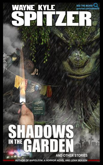 Shadows in the Garden and Other Stories - cover
