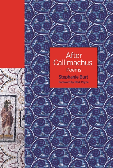 After Callimachus - Poems - cover