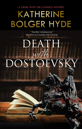 Death with Dostoevsky - cover