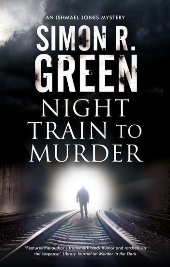 Night Train to Murder - cover