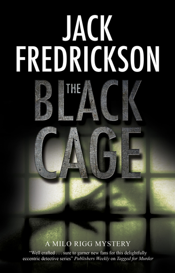 Black Cage The - cover
