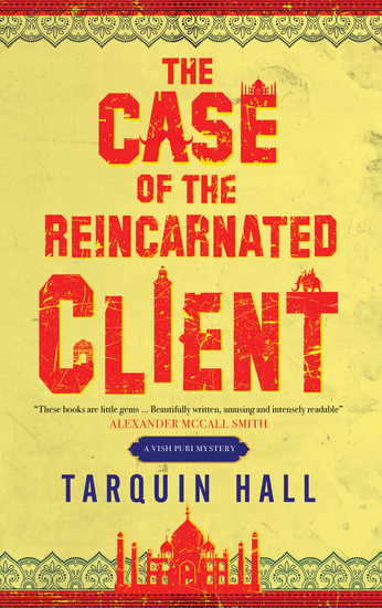 Case of the Reincarnated Client The - cover