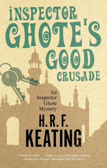 Inspector Ghote's Good Crusade - cover