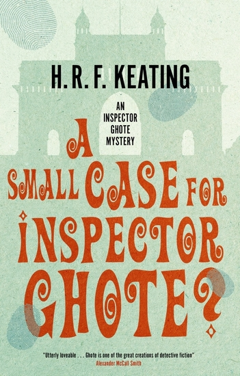 Small Case for Inspector Ghote A - cover