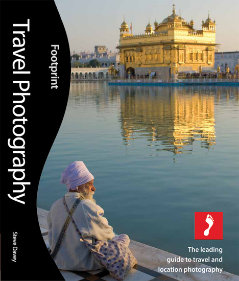 Travel Photography 2nd edition - The leading guide to travel and location photography - cover