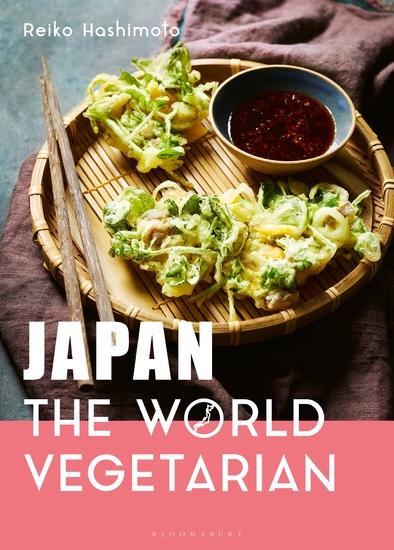 Japan: The World Vegetarian - cover