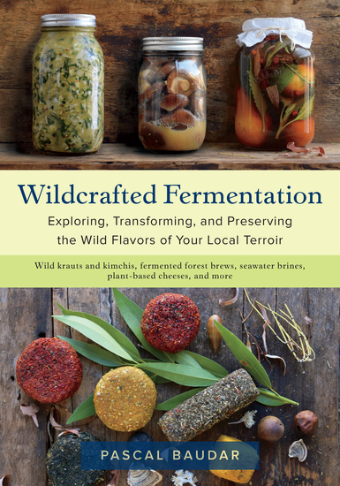 Wildcrafted Fermentation - Exploring Transforming and Preserving the Wild Flavors of Your Local Terroir - cover