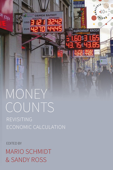 Money Counts - Revisiting Economic Calculation - cover