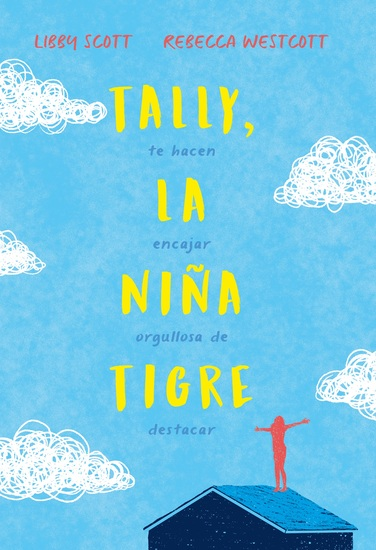 Tally la niña tigre - 0 - cover