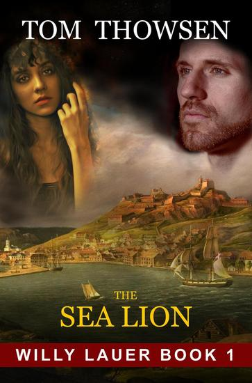 The Sea Lion - Willy Lauer Book 1 #1 - cover