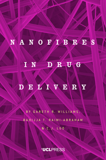 Nanofibres in Drug Delivery - cover